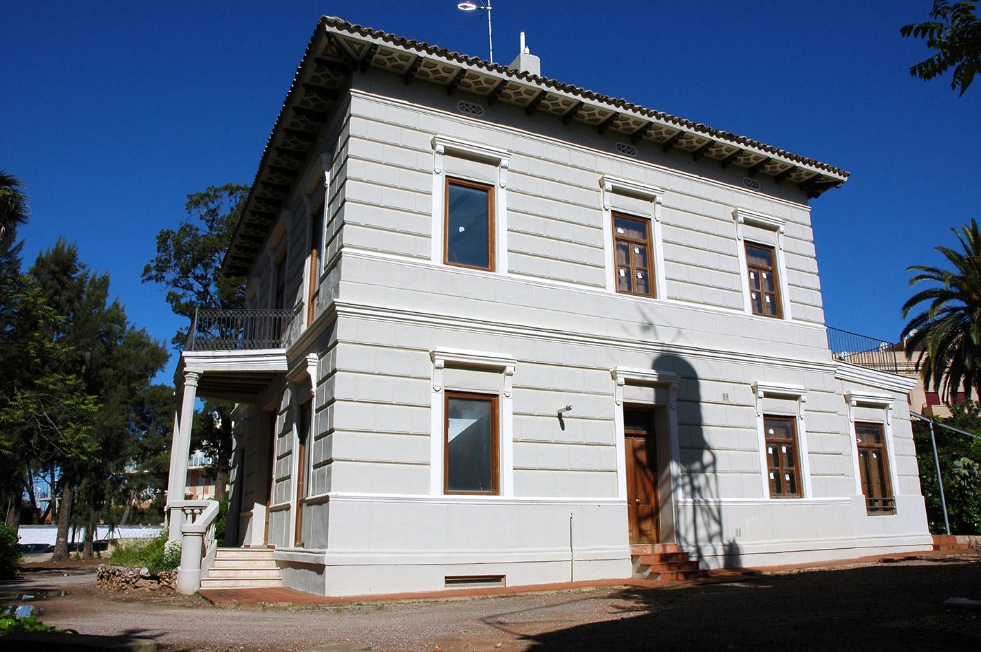 rehabilitacion masia Betera bac arquitectura