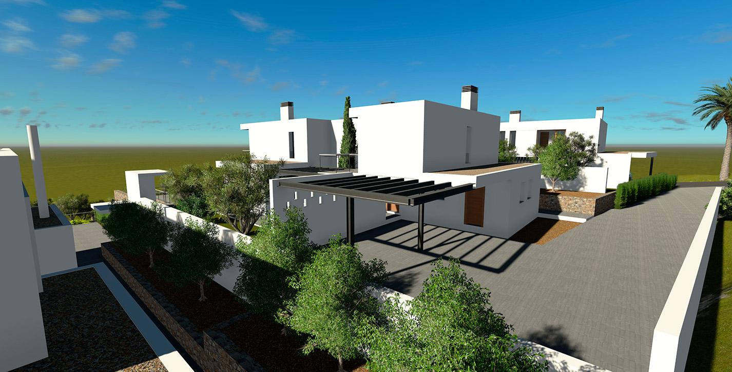 villa Moraira Tabaira lujo bac arquitectura
